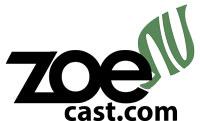 ZoeCast.com Logo